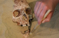 Symbolbild Ausgrabungen