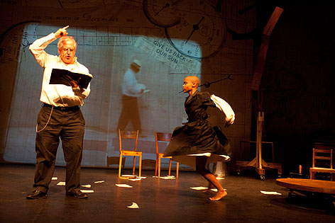 Kentridge William: Refuse the Hour