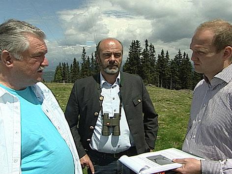 Besprechung Windpark Malnitz