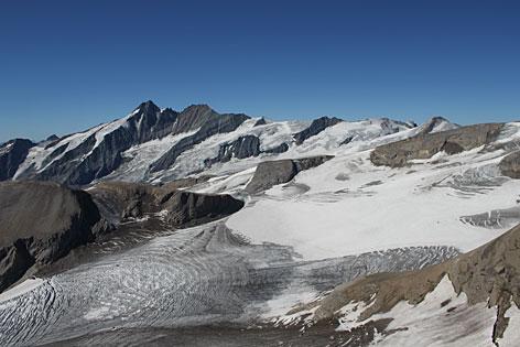 Großglockner Alpen Tauern Gebirge Glockner