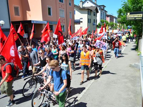 Bregenz Solidarität Türkei