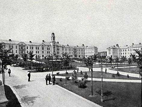 Erstes Gemeindespital Feiert 100 Jahr Jubiläum Wienorfat