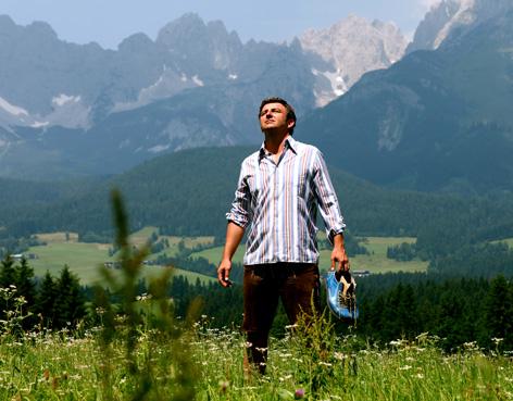 Bergdoktorregion & Bergdoktorwochen Wilden Kaiser