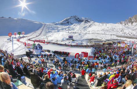 Fis Skiweltcup Opening Sölden