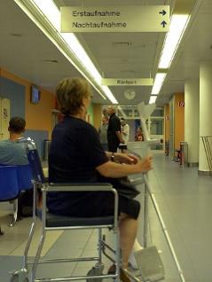 Ambulanz Lorenz Böhler Spital