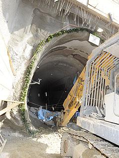 Tunnelanstich