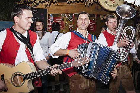 Musikanten Wiesn-Fest