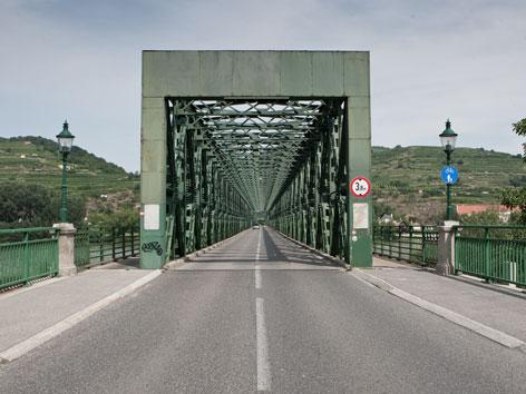 Donaubrücke Stein-Mautern