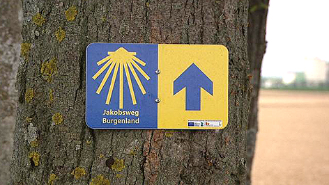Jakobsweg Burgenland