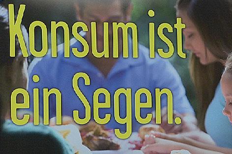 Plakat der Diözese St. Pölten