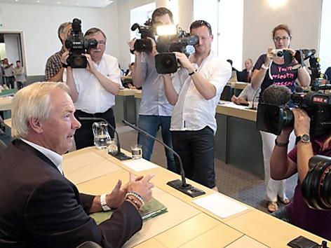 Untersuchungsausschuss im Kärntner Landtag zum Seenverkauf