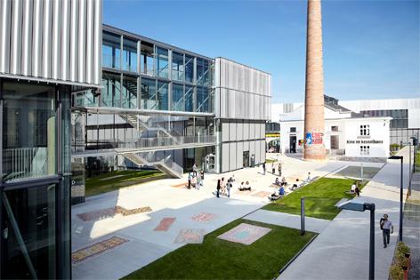 Forum Campus an der Donau-Universität Krems