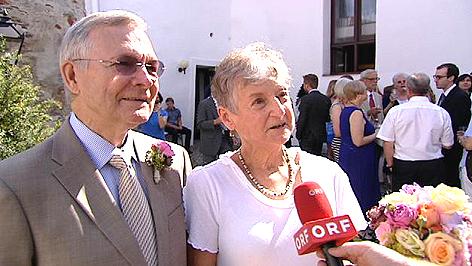 Hochzeit in Stadtschlaining