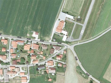 Flugplatz Sonnen in Oberneureth