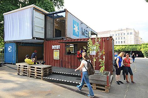 Mobiles Stadtlabor des future.lab der TU Wien