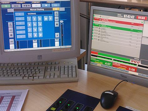 Studio - ekrana