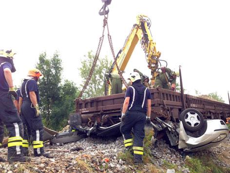 Zugunfall Wieselburg