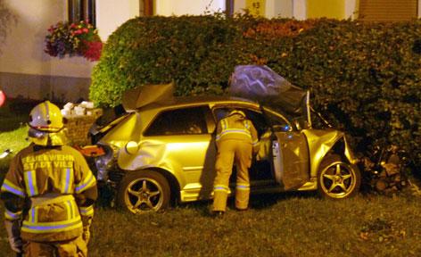 Schwerverletzte bei illegalem Autorennen - tirol.ORF.at