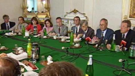 Volksgruppenbeirat Kroaten 1993