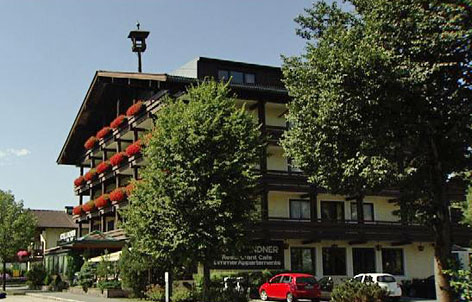 Renate Behrens - Oberndorf in Tirol - in den Kitzbheler Alpen