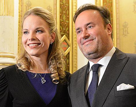 Elina Garanca und ihr Ehemann