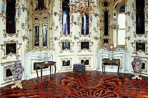 Ostasien-Kabinett im Schloss Schönbrunn