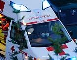 Rettungsauto Rotes Kreuz