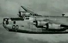 B-24 Liberator Bomber US Luftwaffe USA