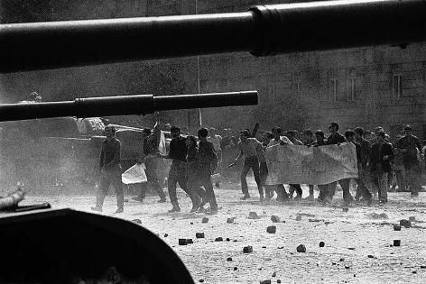 Kampf gegen Panzer 1968