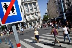 Fußgängerzone Mariahilfer Straße