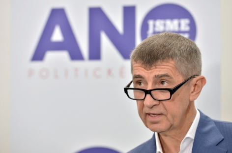 Miliardář Andrej Babiš