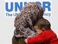 Menschen flüchten aus Syrien