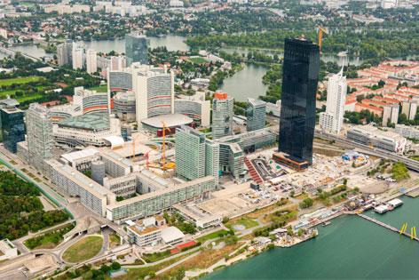 Hubschrauber Rundflüge über Wien