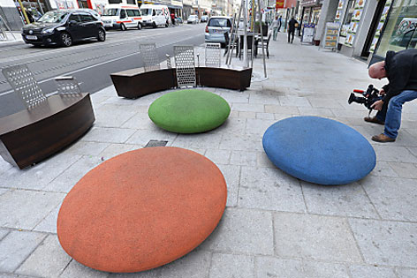 Sitzgelegenheiten Ottakringer Straße