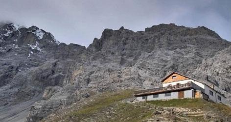 Klettersteig Tabaretta : Tabaretta klettersteig bergsteigen