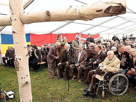 Ulrichsbergtreffen Teilnehmer