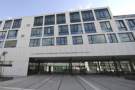 Landesgericht Korneuburg außen