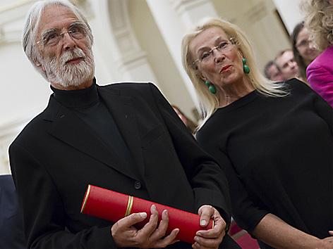 Haneke Ehrendoktor-Verleihung