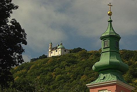 Kirche am Leopoldsberg