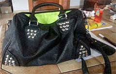 Tasche von vermisster Frau