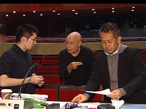 Szenen aus der Zauberflöte, Linzer Musiktheater, Bartek Macias, Dennis Russell Davies, Amon Miyamoto