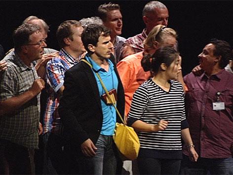 Szenen aus der Zauberflöte, Linzer Musiktheater