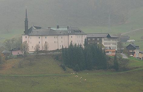 Schloss Schernberg St. Vinzenz Schwarzach