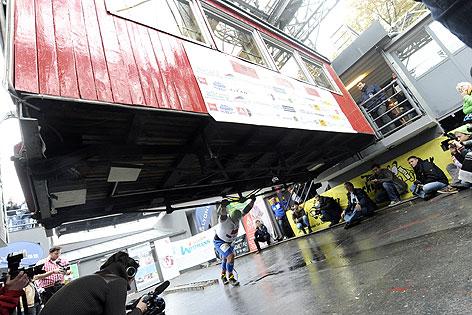 Weltrekord im Wiener Prater