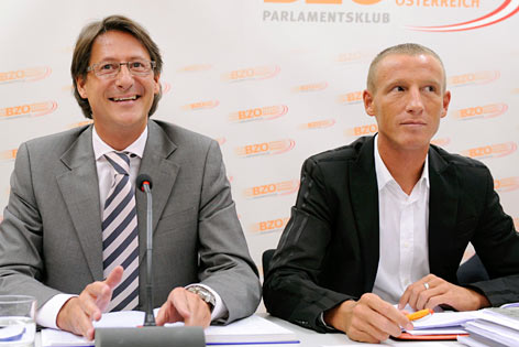 Bucher BZÖ Rücktritt