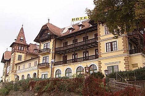 Hotel Wörthersee Lokalaugenschein Schlosshotel