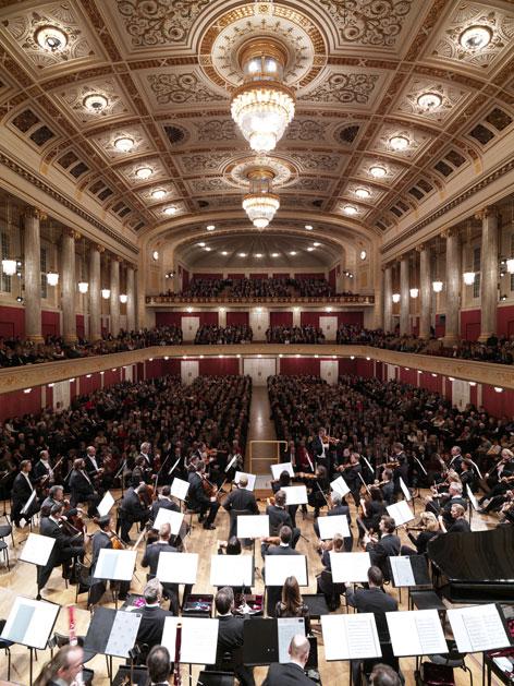 Wiener Konzerthaus - Großer Saal