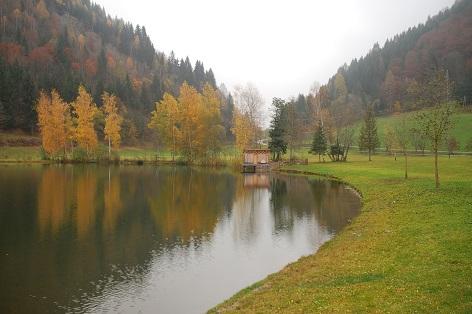 Böndlsee Goldegg