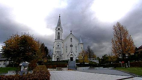 Kirche Müllendorf