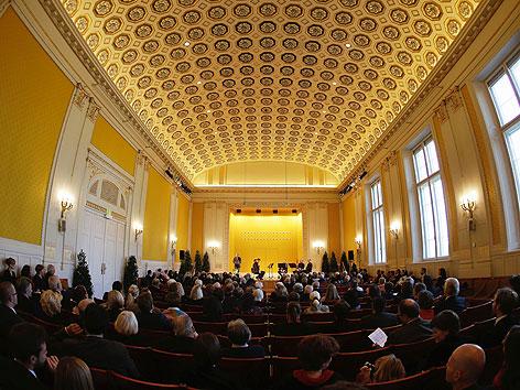 Festveranstaltung anläßlich 100 Jahre Konzerthaus